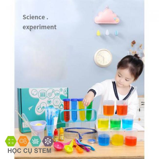 Bộ 92 thí nghiệm - Đồ chơi thông minh - Đồ chơi...